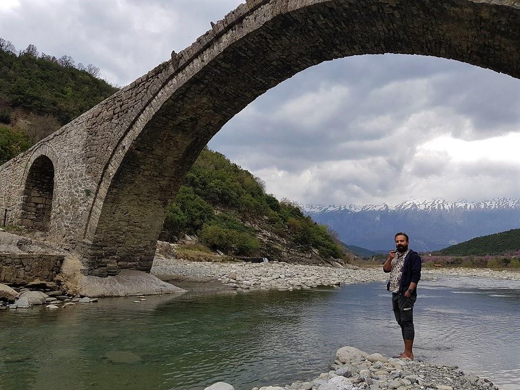 Османский мост в Албании
