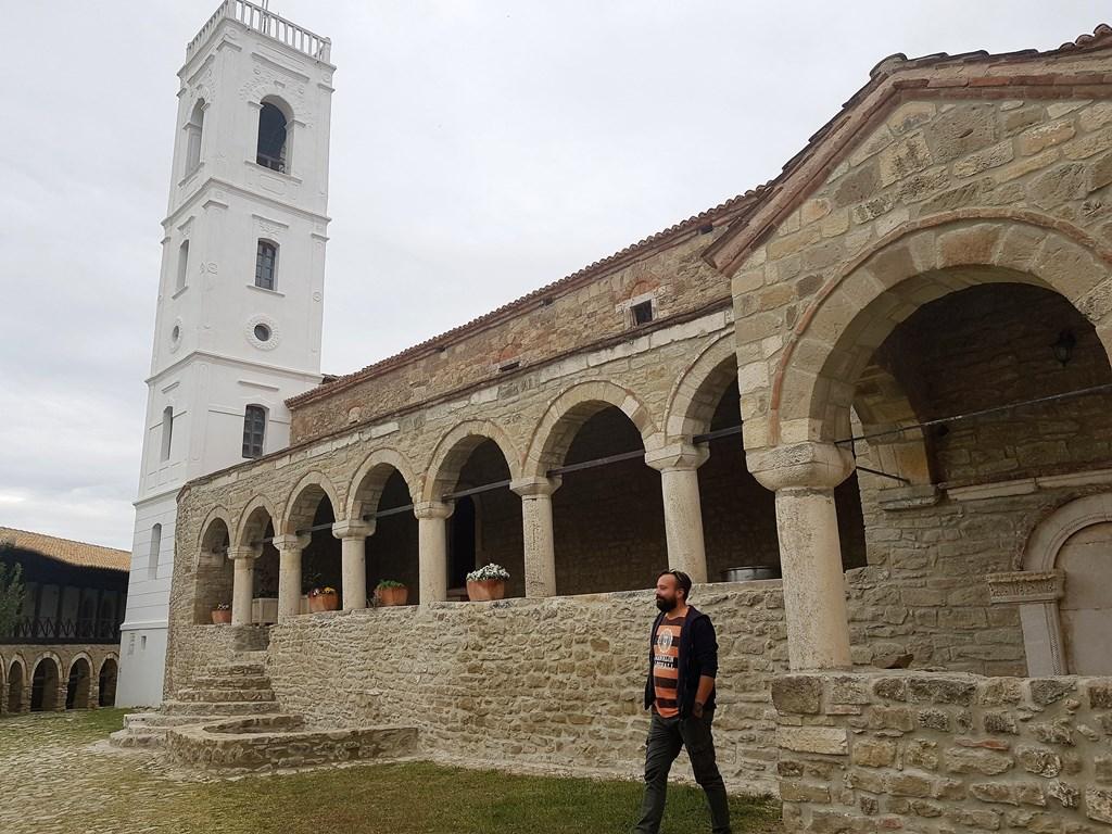 православная церковь в албании - Арденица