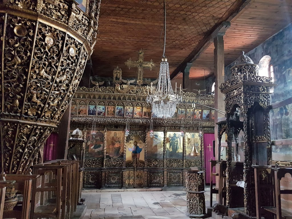 монастырь Арденица, Албания