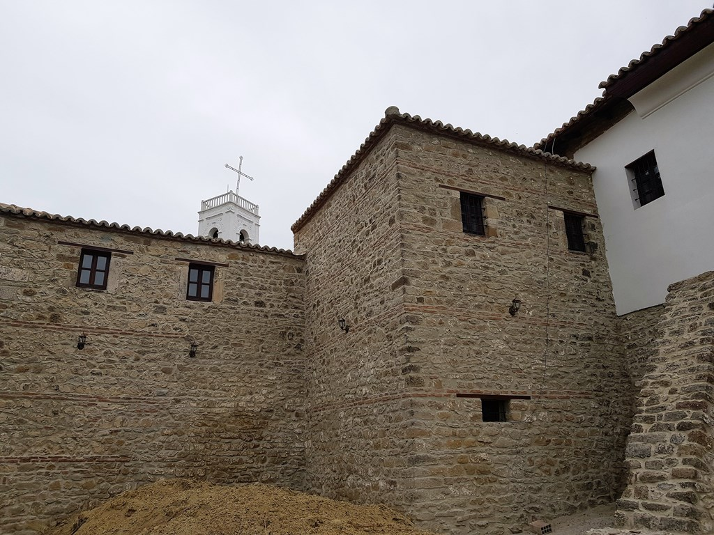 православный монастырь Арденица, Албания