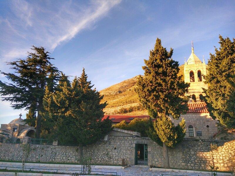 монастырь Режевичи, Черногория