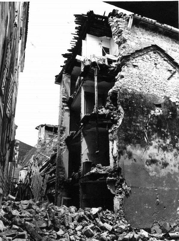 Будва землетрясение 1979