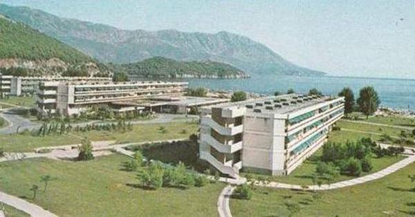 отель Славия, Будва