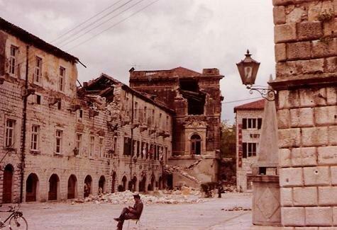 землетрясение в Черногории 1979 год