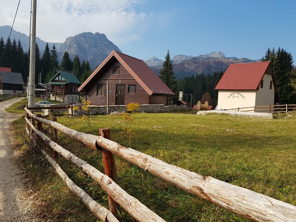 Жабляк апартаменты Черногория