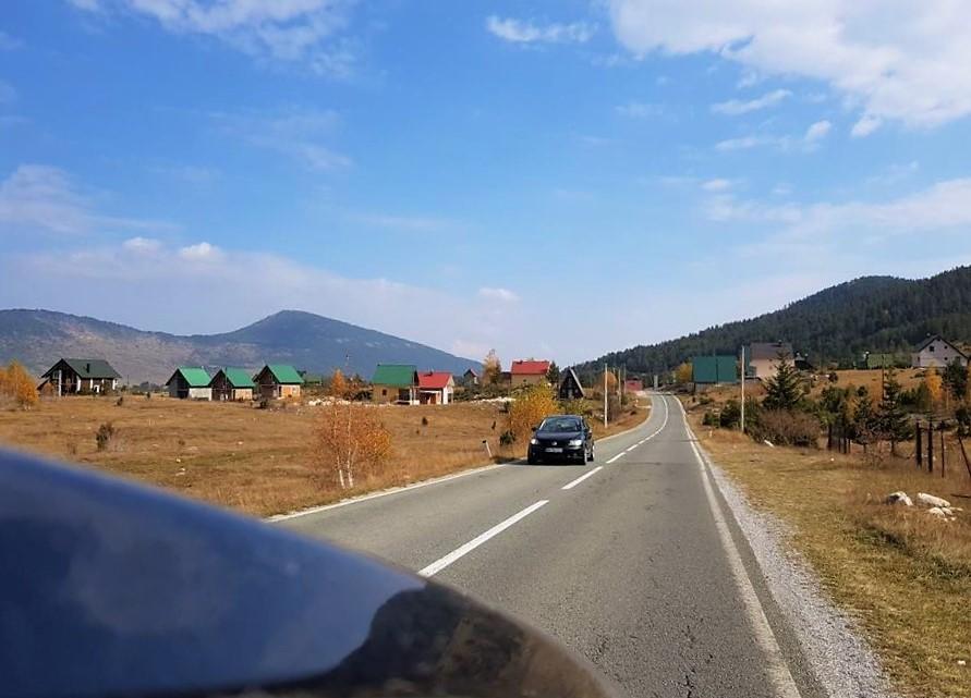 дорога Будва Жабляк