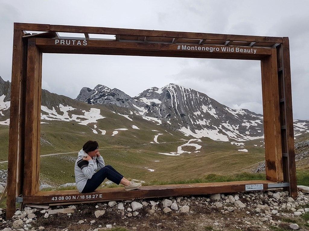 горный перевал Седло