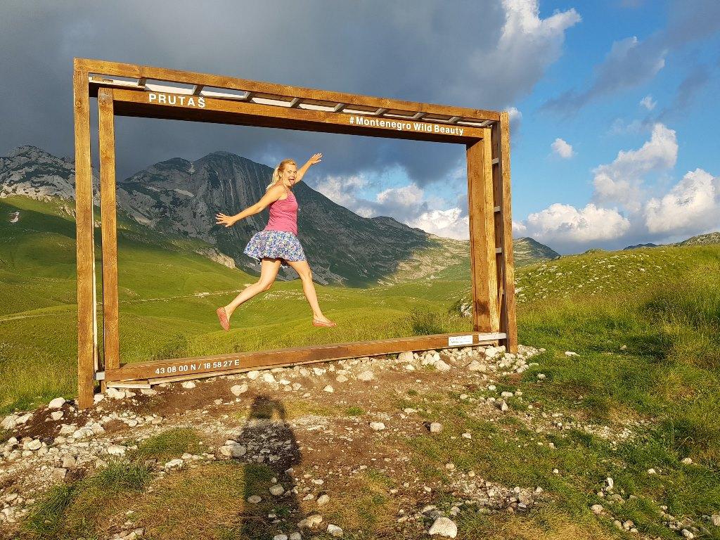 гора Пруташ Черногория