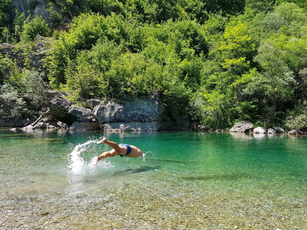 река Мртвица, Черногория