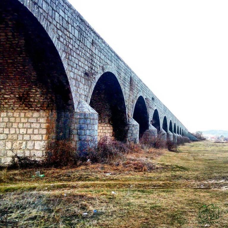 мост в Никшиче