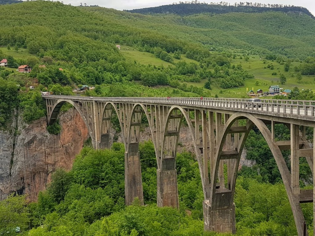 мост Джурджевича Черногория