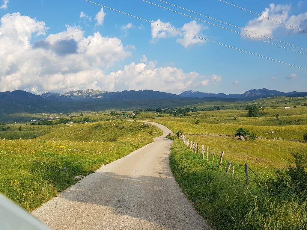 Черное озеро в Черногории как добраться
