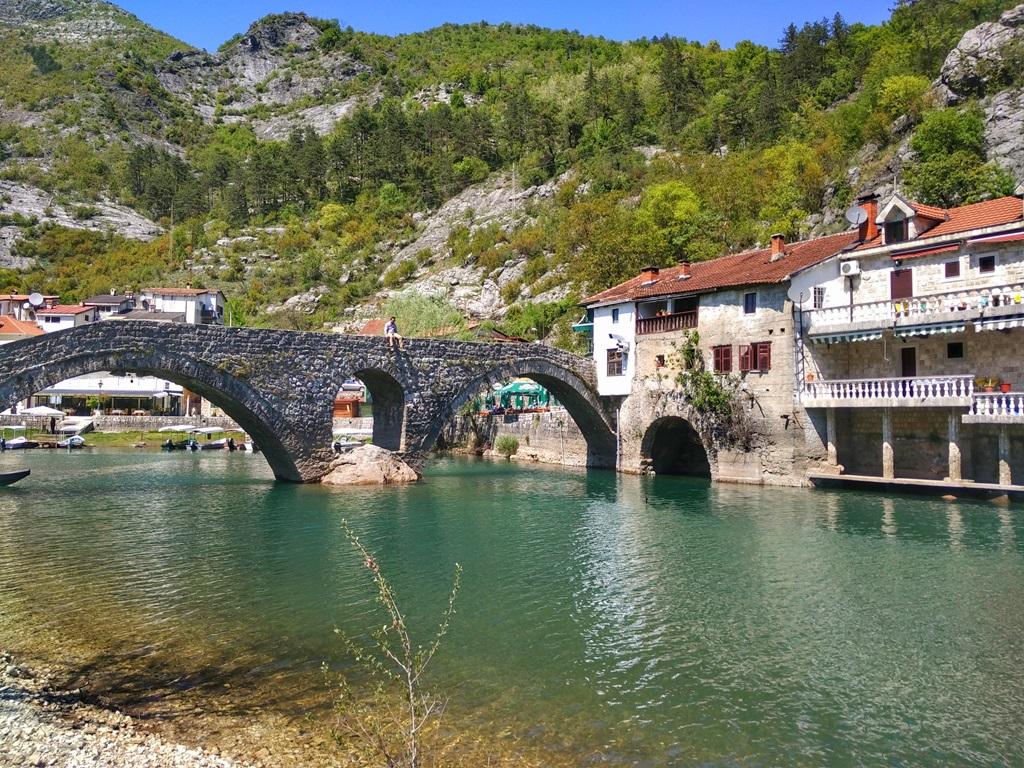 мост в Черногории