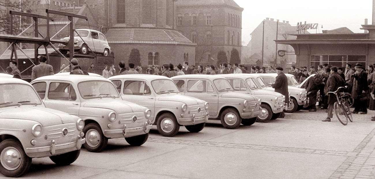 Югославия автомобильная промышленность