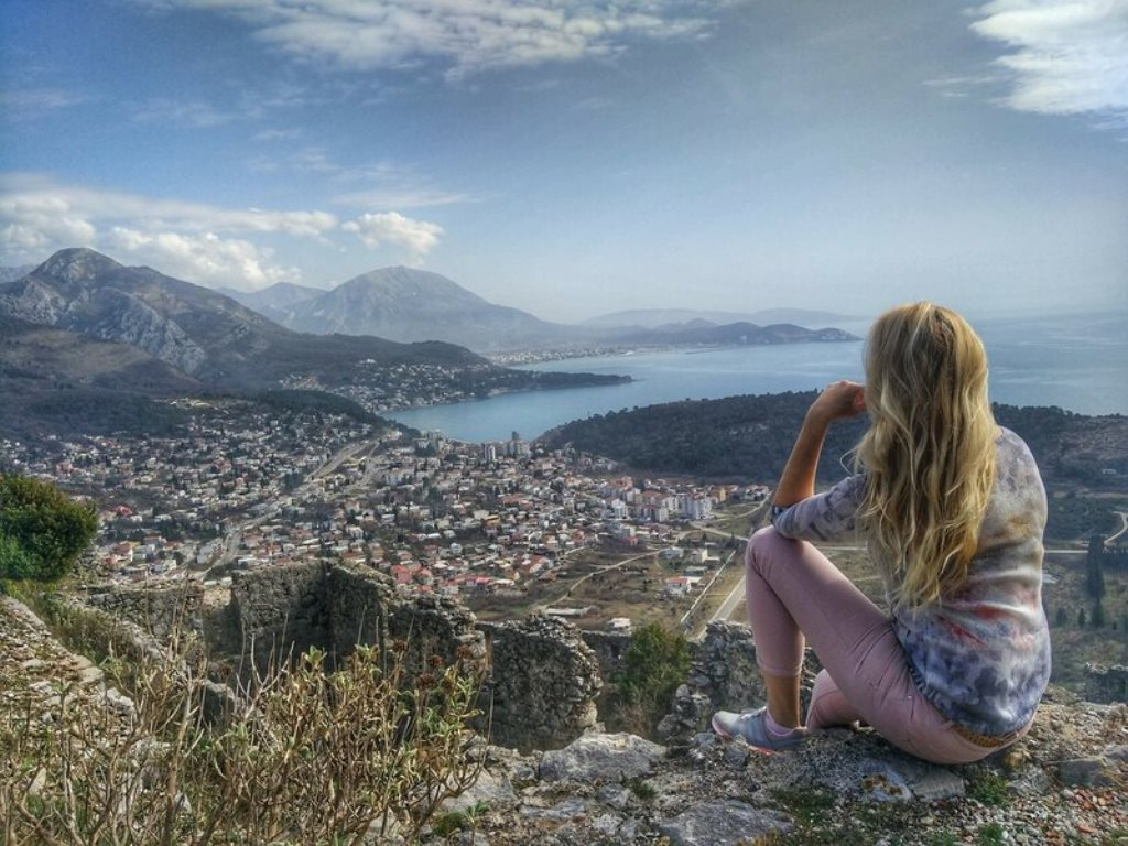 хай нехай черногория крепость