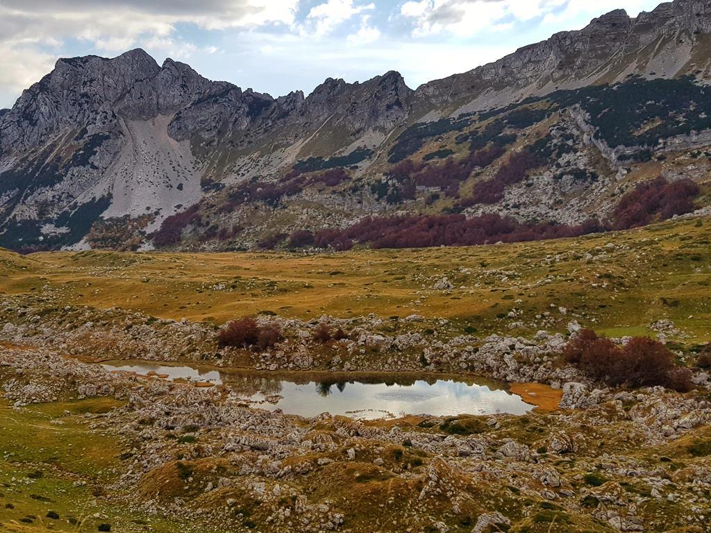 горные озера в Черногории