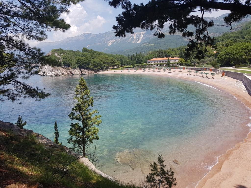парк Милочер Черногория