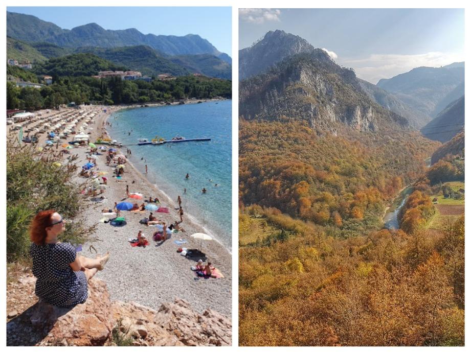 Черногория осенью для отдыха