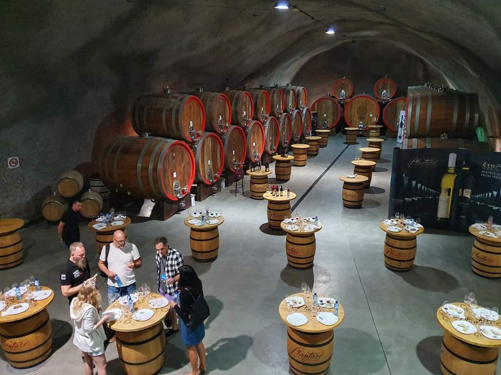 винодельня в Черногории Плантаже для посещения