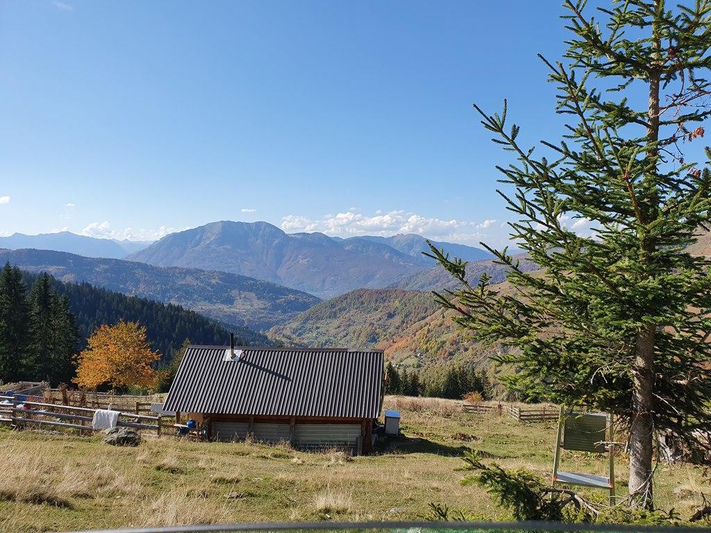 черногорская деревня в горах
