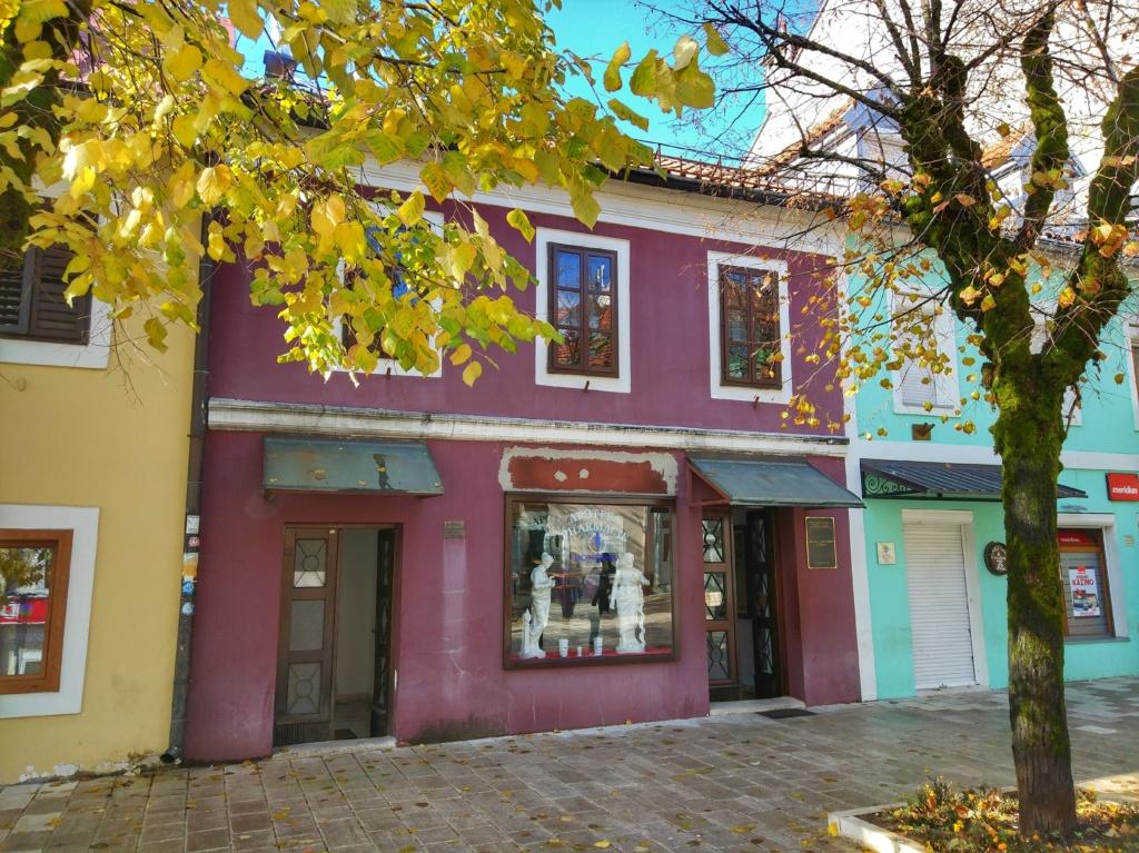 погода октябрь черногория