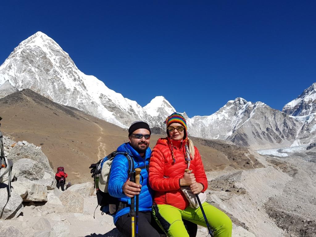 непал эверест базовый лагерь