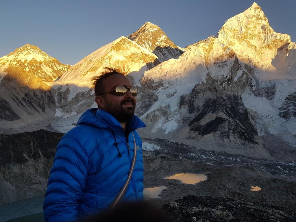 трек к Эвересту самостоятельно