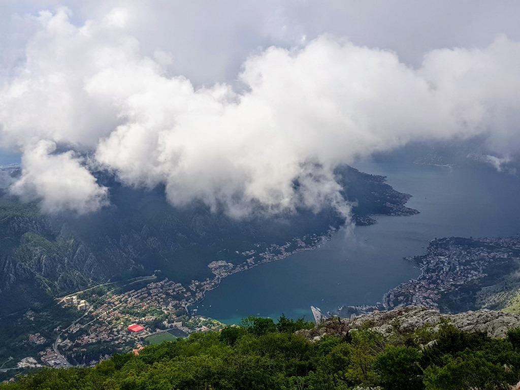 куда поехать в черногории в дождь