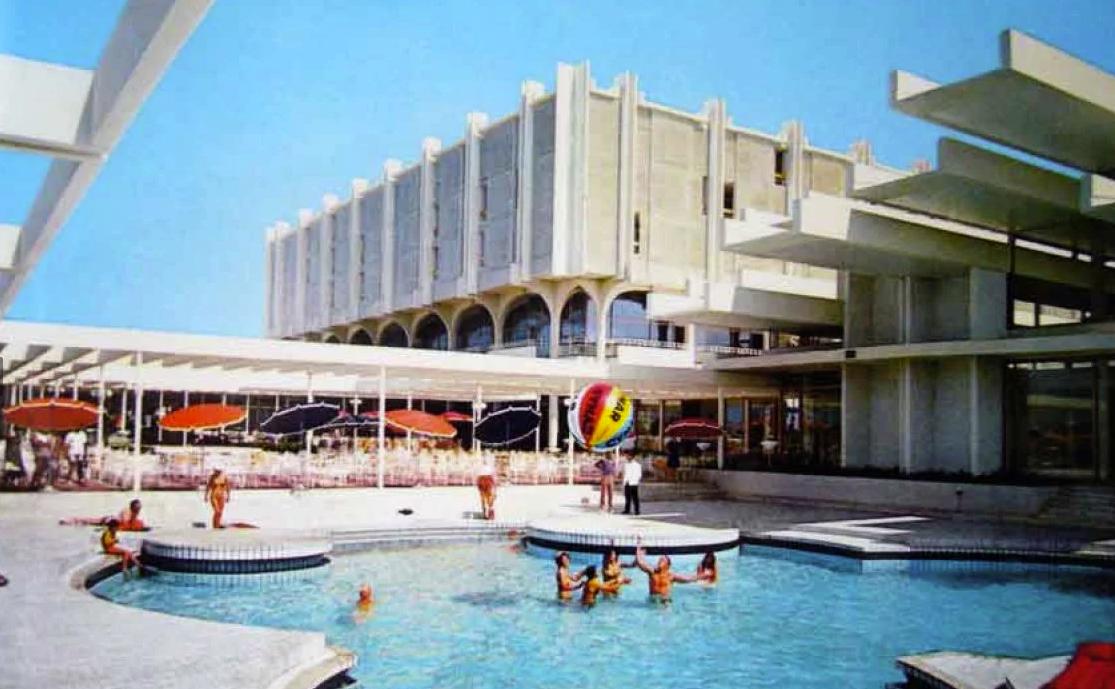 отель Халудово, Малинска