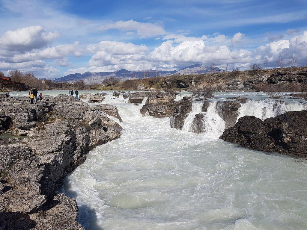 водопад у подгорицы