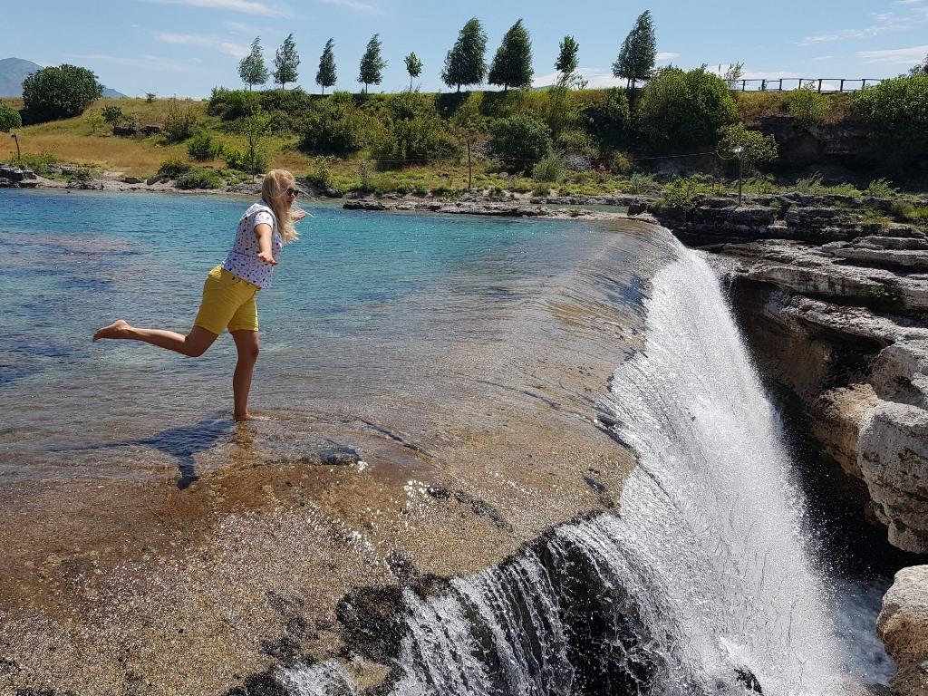водопад Ниагара Черногория